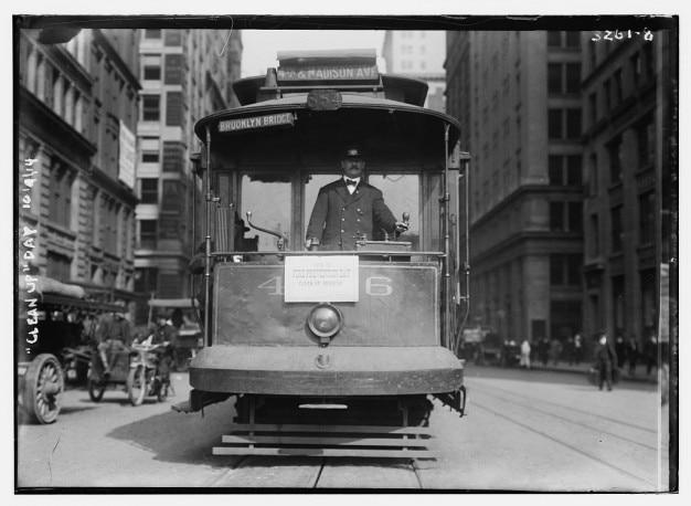 Tram operator