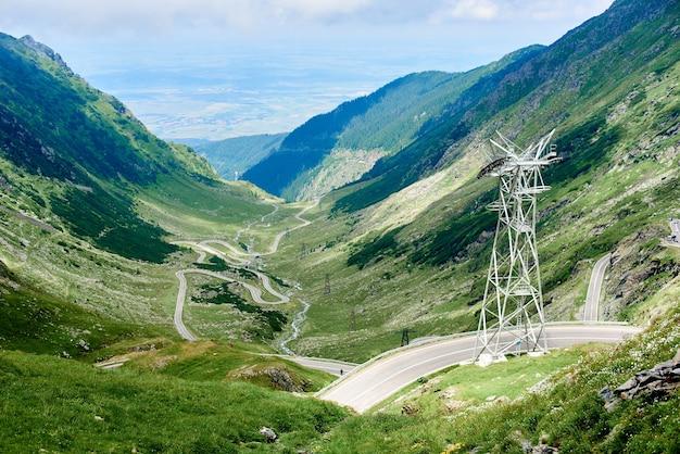 Transfagarasan snelweg