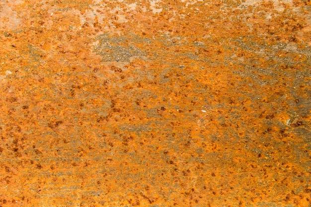 Transparant glas met oranje ondoorzichtig patroon