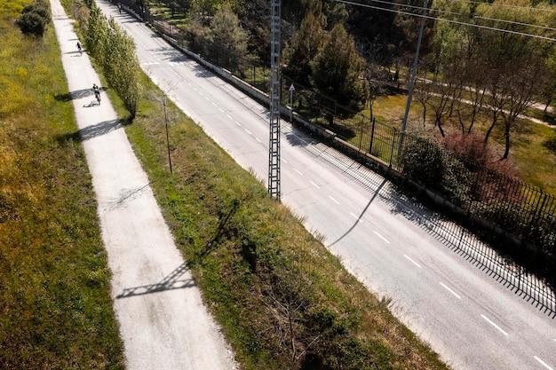 Transportconcept met fietsen