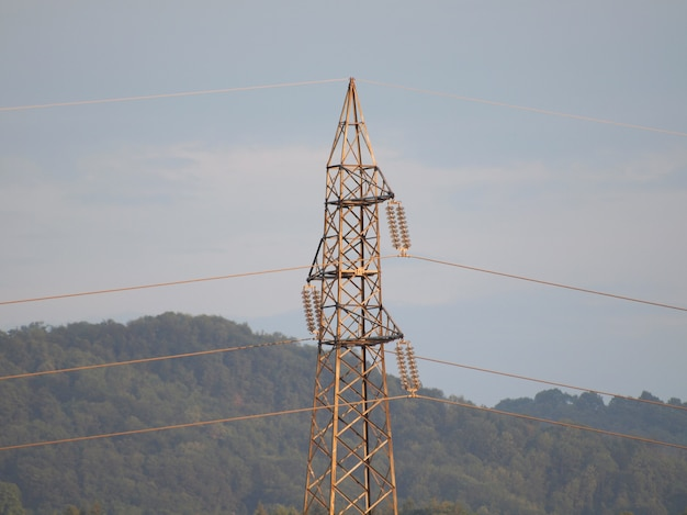 Trasmissielijn toren