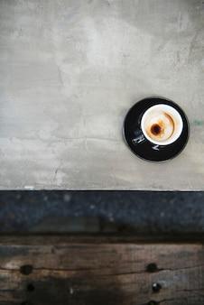 Trendy coffeeshop in de stad