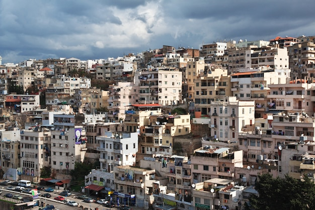 Tripoli-stad in libanon, midden-oosten