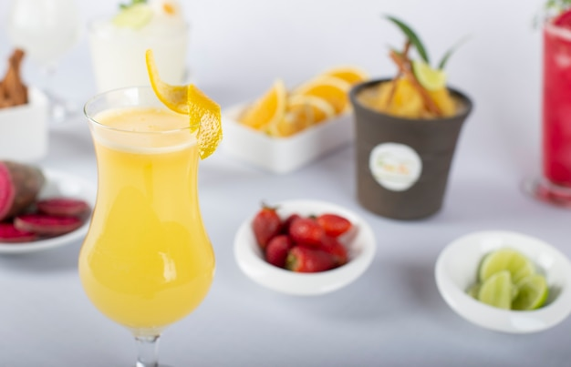 Tropische drankjes en ingrediënten - 2
