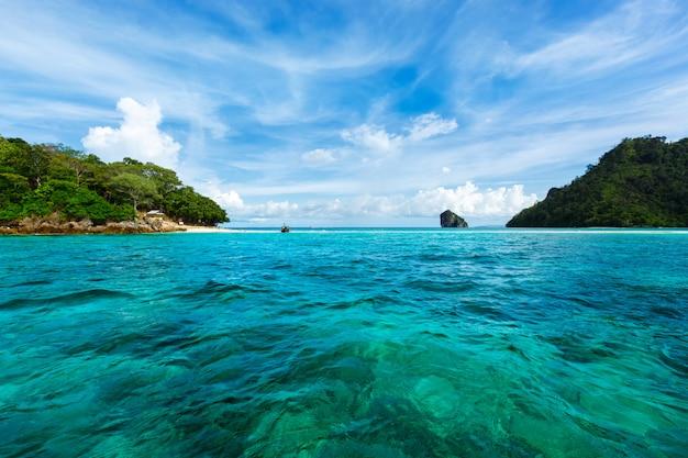 Tropische eilanden