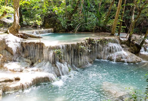 Tropische waterval