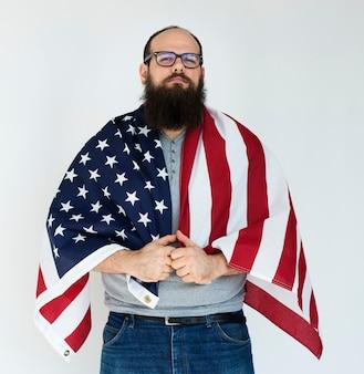 Trots om amerikaans te zijn
