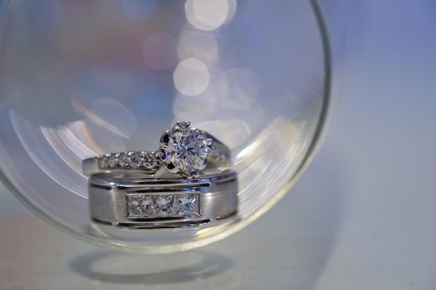 Trouwring, thaise bruiloft, sieraden, huwelijk, verloving