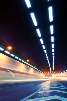Tunnels en auto