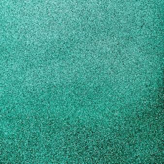 Turkoois betoverende glitter