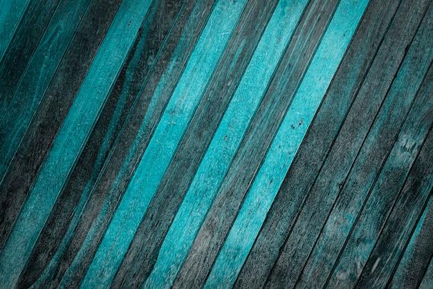 Turkoois houten textuurbeeld