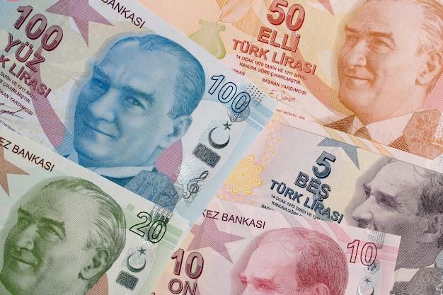 Turks geld, een achtergrond