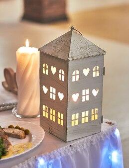 Turkse traditie - het aansteken van een bruiloftshaard