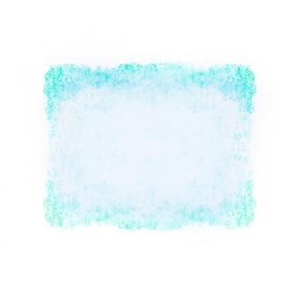 Turquoise aquarel textuur achtergrond
