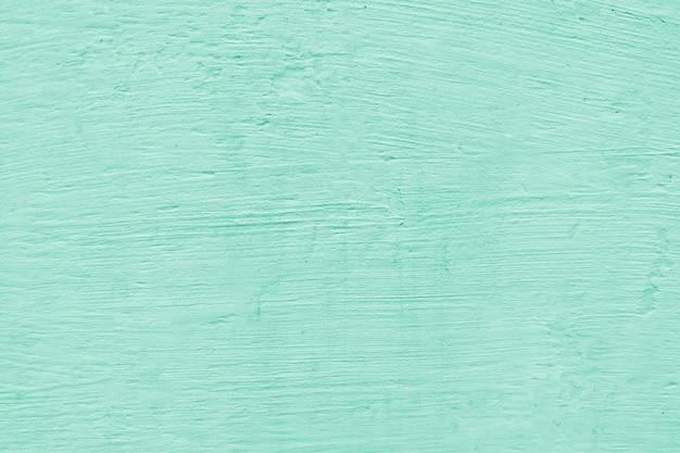 Turquoise lege betonnen muur textuur achtergrond
