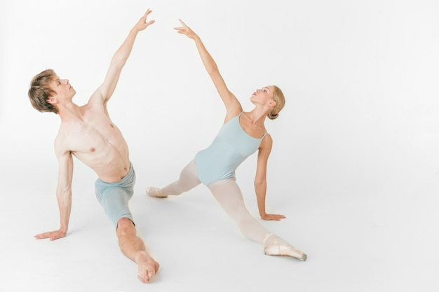 Dating een mannelijke balletdanseres