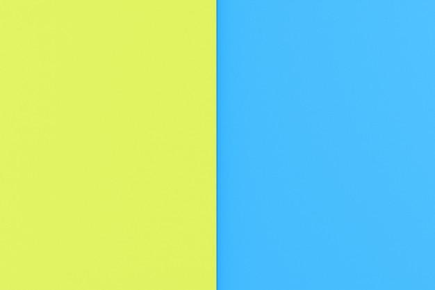 Twee kleuren papier textuur achtergrond