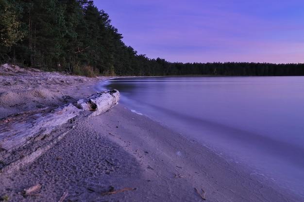 Twilight meer