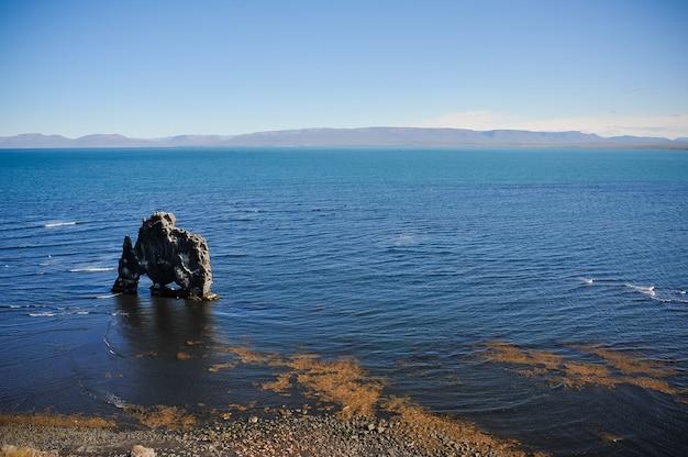 Typische landschappen in ijsland