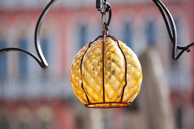 Typische venetiaanse lantaarn
