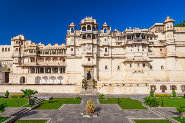 Udaipur city palace in india