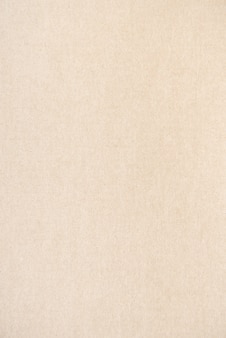 Uitstekende bleke oude gele document textuur als achtergrond.