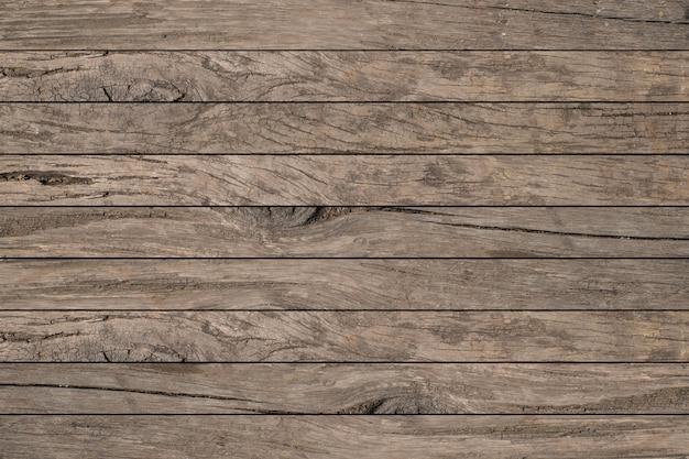 Uitstekende bruine houten textuur als achtergrond