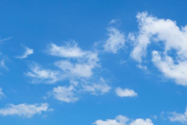 Uitstekende dynamische wolk en hemeltextuur voor achtergrond