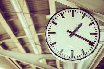 Uitstekende klok