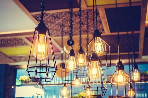 Uitstekende lichte lamp