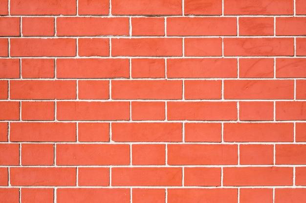 Uitstekende rode de textuurachtergrond van de baksteen oude muur
