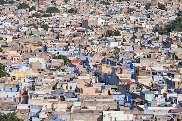 Uitzicht op jodhpur