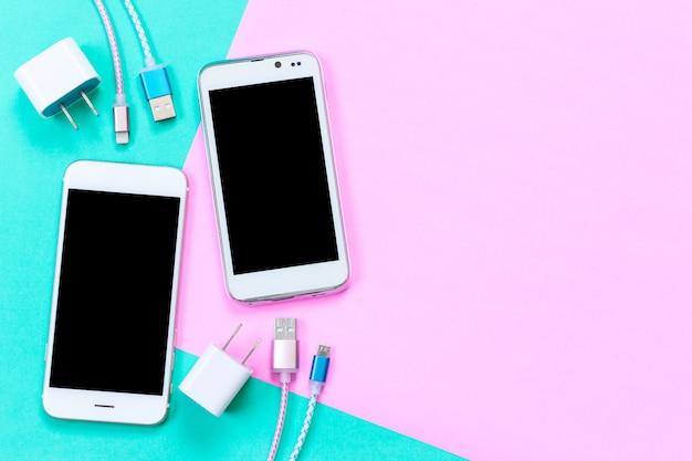 Usb-laadkabels voor smartphone