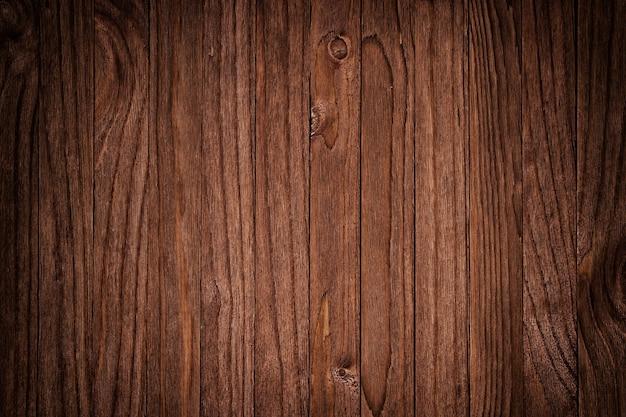 Ustic plank houten vloerplaat achtergrond met vignet