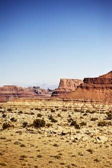 Utah rock formations
