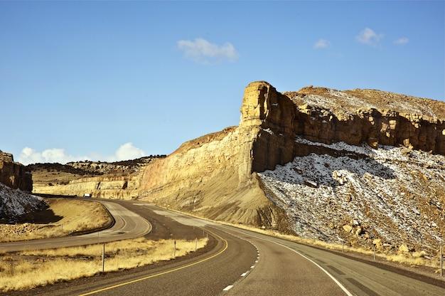 Utah scenic highway