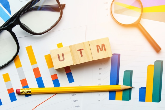 Utm - urchin-trackingmodule. gespecialiseerde parameter in de url die door marketeers wordt gebruikt.