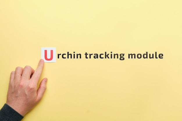 Utm - urchin-trackingmodule. parameter in de url voor het bijhouden van advertentiecampagnes.