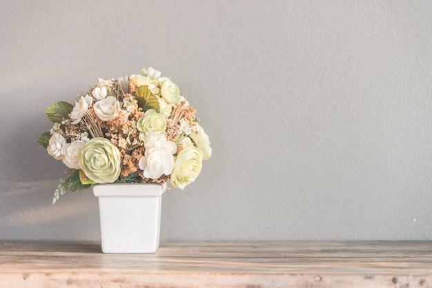Vaas bloem