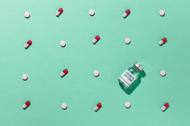 Vaccinatieregeling van bovenaf