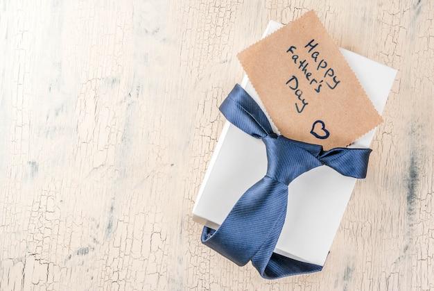 Vaderdag geschenk concept