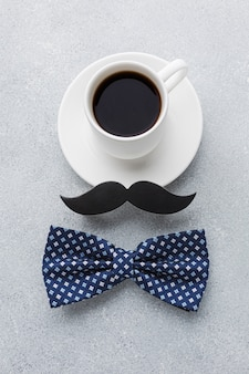 Vaderdagarrangement met koffie