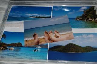 Vakantie-album, het album