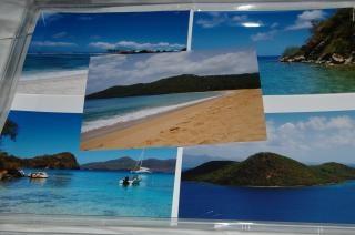 Vakantie-album, zee