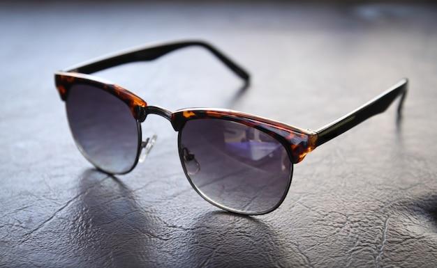 Vakantie glazen optische bescherming tegen de zon