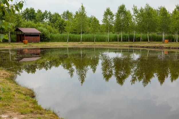 Vakantiehuis vlakbij het meer