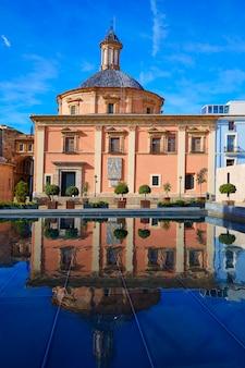 Valencia basiliek desamparados kerk in almoina