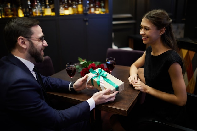 Valentijn verrassing