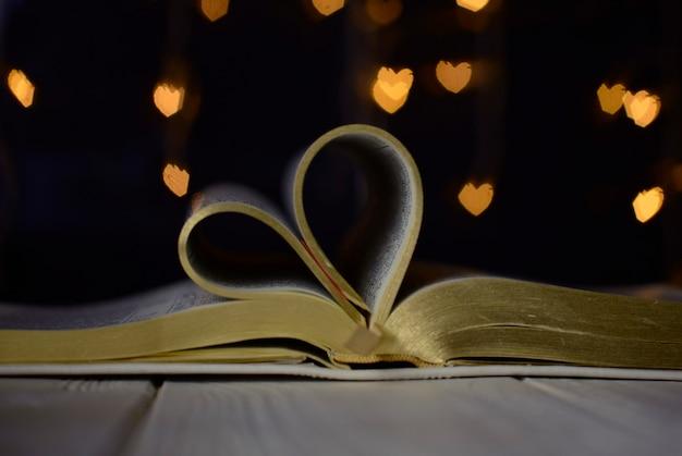 Valentijnsdag achtergrond met hartjes