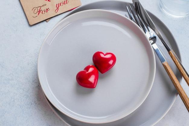 Valentijnsdag achtergrondtabel